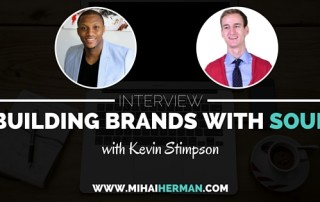 Building brands with soul - Interview with Kevin Stimpson