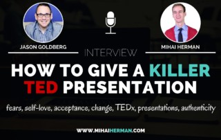 How to Give a Killer TEDx Presentation with Jason Goldberg