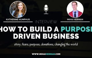 How to Build a Purpose Driven & Fair Business with Katherine Humphus