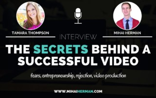 The Secrets behind a successful video with Tamara Thompson
