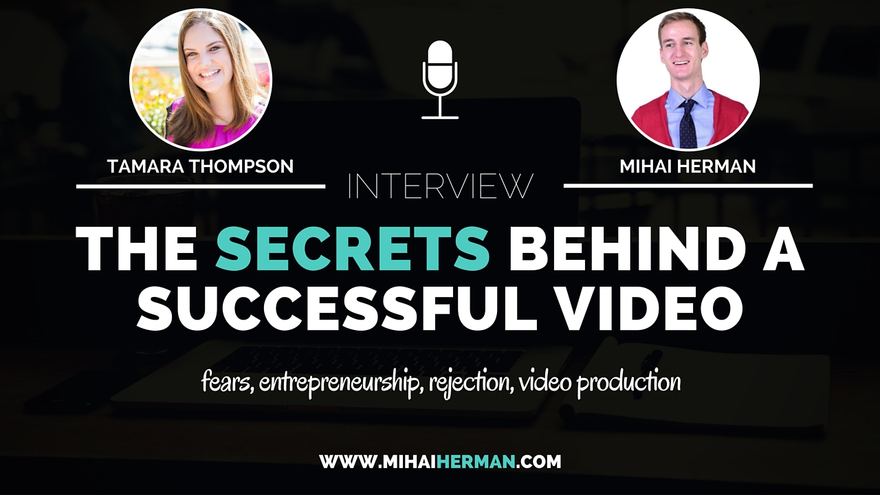 interviews archives mihai herman sap009 the secrets behind a successful branding video tamara thompson middot interviews