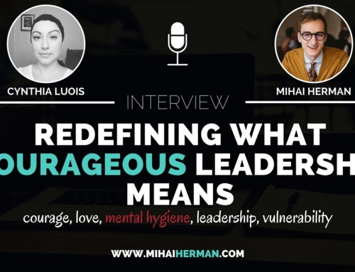 SAP010: Redefining What Courageous Leadership Means with Cynthia Luois