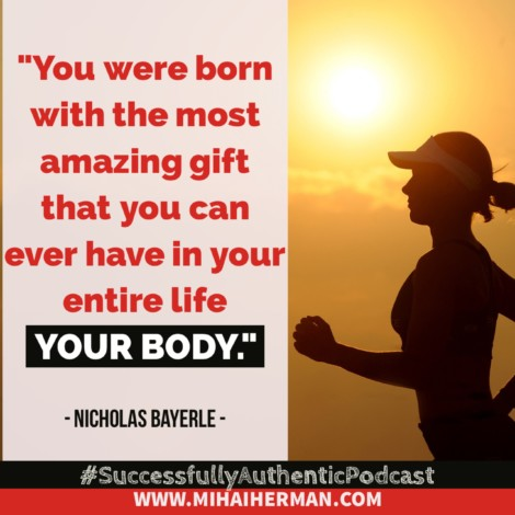 The most amazing gift quote by Nicholas Bayerle mihaiherman.com