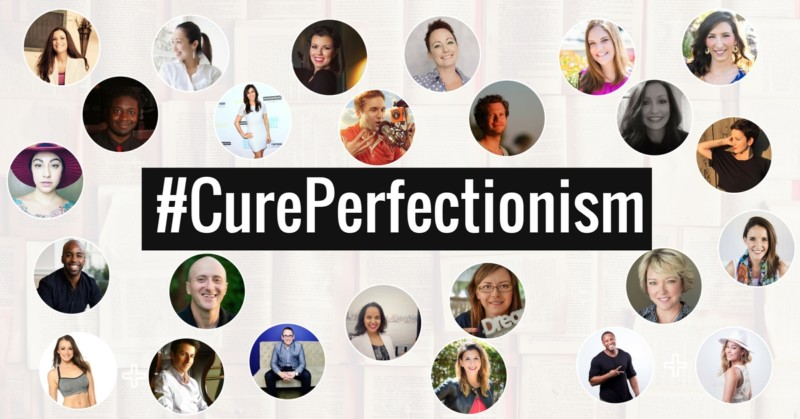 #CurePerfectionism Youtube