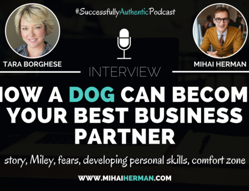 SAP015: How a Dog Can Become Your Best Business Partner with Tara Borghese